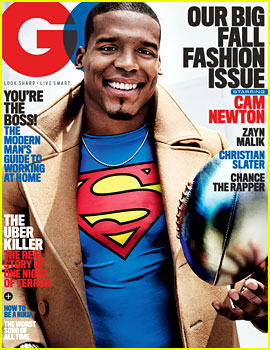Cam Newton Talks Race, His Son Chosen, & More for 'GQ'