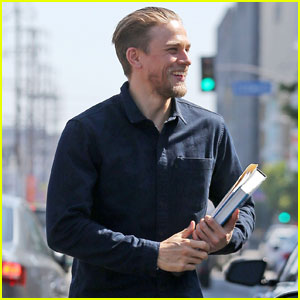 Charlie Hunnam Sends Message to American Troops