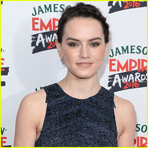 Daisy Ridley Spills on 'Star Wars: Episode VIII' Title