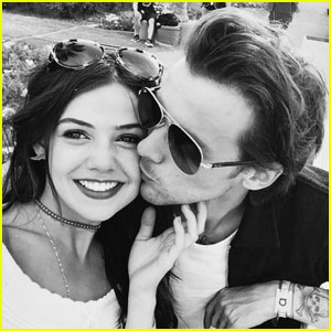 Danielle Campbell Calls Louis Tomlinson & Briana Jungwirth 'Great Parents'