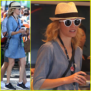 Elizabeth Banks Spots Matthew McConaughey in the Stands at the Rio Olympics 2016!