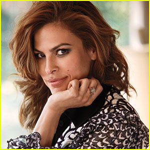 Eva Mendes is stunning...