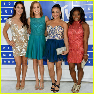 The Final Five Attend MTV VMAs 2016 Sans Gabby Douglas