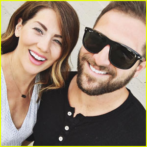 Former 'Bachelorette' Jillian Harris Welcomes Baby Boy!