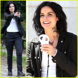 blindspot actress jaimie alexander broken nose