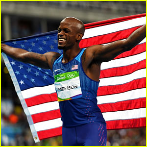 Jeff Henderson Takes the Gold in Men's Long Jump at Rio Olympics 2016!