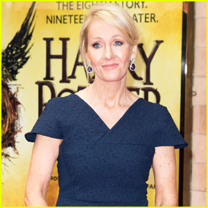 J.K. Rowling Set to Publish Three New 'Harry Potter' Books