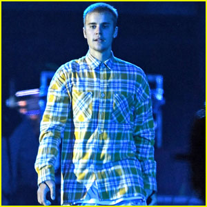 Justin Bieber Admits to 'Hungover' V Festival Performance
