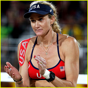 Kerri Walsh Jennings Loses First Match in Olympic Career, But Can Still Win Bronze