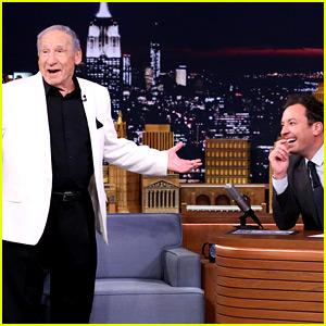 Mel Brooks Remembers Gene Wilder During 'Tonight Show' Interview
