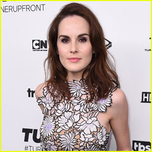 Michelle Dockery Hints at Possible 'Downton Abbey' Movie