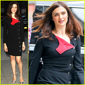 Rachel Weisz Says Her Son is 'Uninterested' in Her Acting Career