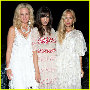 Rachel Zoe Attends Intimate Hamptons Party for EBTH.Com