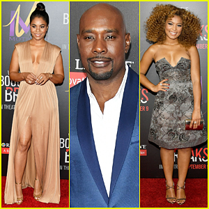Regina Hall & Morris Chestnut Team Up for 'When The Bough Breaks' Premiere - Watch Trailer!