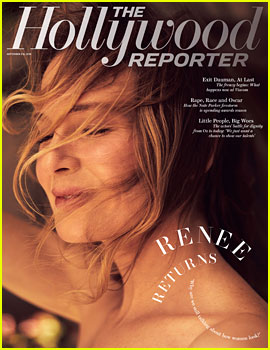 Renee Zellweger Talks Aging: 'Why Are We Talking About How Women Look?'