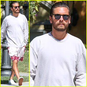 Scott Disick Spills All On His Trip to Nantucket With Kourtney & Their Kids!