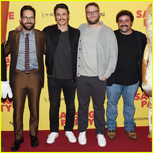 Seth Rogen & James Franco Say 'Sausage Party' Is For Everyone Except Kids