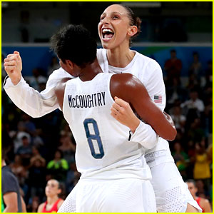 USA Women's Basketball Team Wins Gold Medal in Rio!