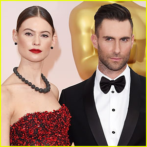 Dusty Rose Levine: Adam Levine & Behati Prinsloo's Baby Girl!