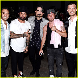 Backstreet Boys Book Las Vegas Residency for 2017!