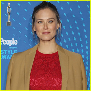 Bar Refaeli Poses in Sexy Lingerie Six Weeks After Giving Birth