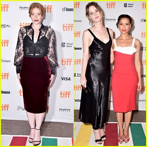 Bryce Dallas Howard & Gugu Mbatha-Raw Premiere Netflix's 'Black Mirror' at TIFF 2016