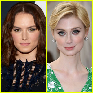Daisy Ridley & Elizabeth Debicki Join 'Peter Rabbit' Movie!
