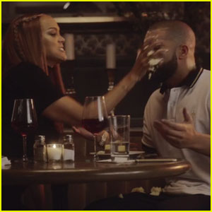 Tyra Banks Smashes Cheesecake in Drake's Face for His New 'Child's Play' Music Video!