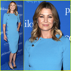 Ellen Pompeo Welcomes You To Philosophy's Age Of Cool!
