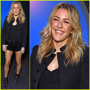 Ellie Goulding Felt the Spirit at Global Citizen Festival!