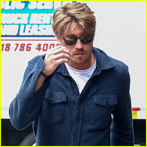 Garrett Hedlund Lands Title Role in Upcoming Drama 'Burden'