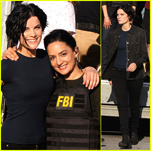 Jaimie Alexander Shares Sleeping High School Throwback Photo