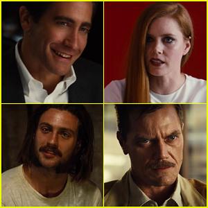 Jake Gyllenhaal & Amy Adams Premiere Intense 'Nocturnal Animals' Teaser Trailer - Watch Now!