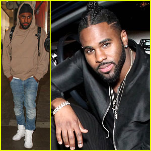 Jason Derulo Touches Down at LAX After NYFW Events!