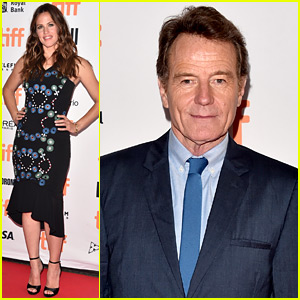 Jennifer Garner Is Glowing at 'Wakefield' TIFF Premiere with Bryan Cranston