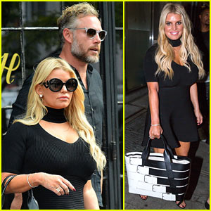 Jessica Simpson Thanks Husband Eric Johnson for Giving Her 'Sexiest Porn Star Name'!
