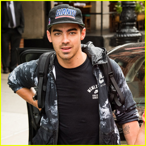Joe Jonas Didn't Actually Get Stuck in an Elevator With Demi Lovato