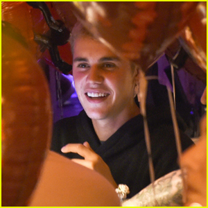 Justin Bieber Celebrates Oktoberfest While in Germany