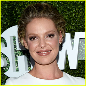 Katherine Heigl Bares Her Baby Bump on Instagram