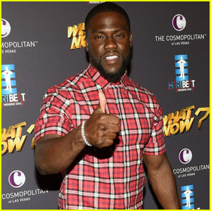 Kevin Hart Hosts Third Annual HartBeat Weekend in Las Vegas