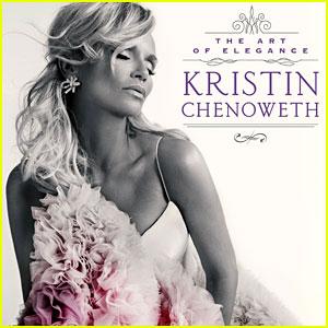 Kristin Chenoweth Drops 'Art of Elegance' Album - Stream & Download!