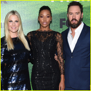 Kylie Bunbury, Mark-Paul Gosselaar & Ali Larter Premiere 'Pitch' in LA