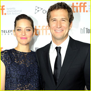 Marion Cotillard's Partner Guillaume Canet Responds to Affair Rumors