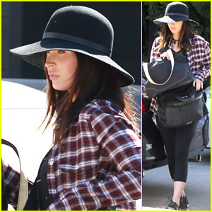 Megan Fox Steps Out After Giving Birth to Son Journey River