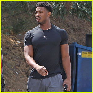 Michael B. Jordan Reportedly Leaves $800 Tip on $400 Bill