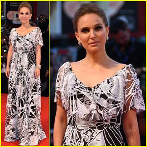Natalie Portman Premieres 'Jackie' at Venice Film Festival 2016