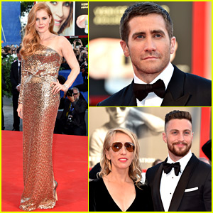 'Nocturnal Animals' Cast Glams Up in Tom Ford for Venice Film Festival Premiere!
