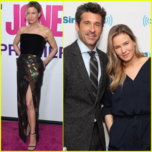 Renee Zellweger Isn't Sure 'Bridget Jones' Ended Up With The Right Man