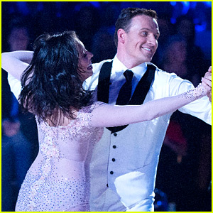 Ryan Lochte Dances Foxtrot on 'DWTS' Fall 2016 Week 1 - Watch Now!