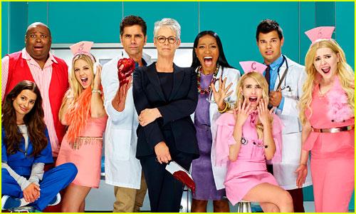 'Scream Queens' 2016 Cast - Meet Season Two's New & Returning Actors!